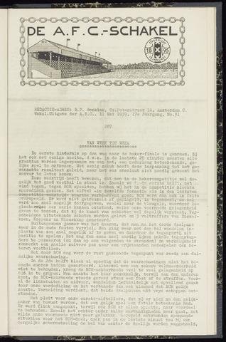 Schakels (clubbladen) 1939-05-11