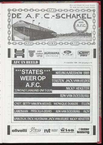 Schakels (clubbladen) 1988-12-21