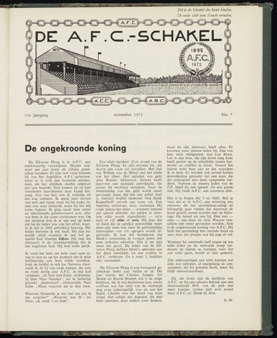 Schakels (clubbladen) 1972-11-01