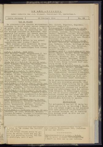Schakels (clubbladen) 1946-02-28