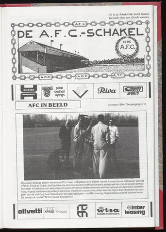 Schakels (clubbladen) 1990-03-21