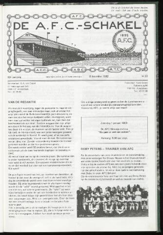 Schakels (clubbladen) 1982-12-08