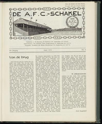 Schakels (clubbladen) 1970-03-01