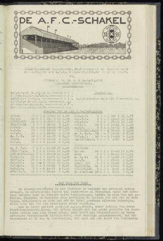 Schakels (clubbladen) 1938