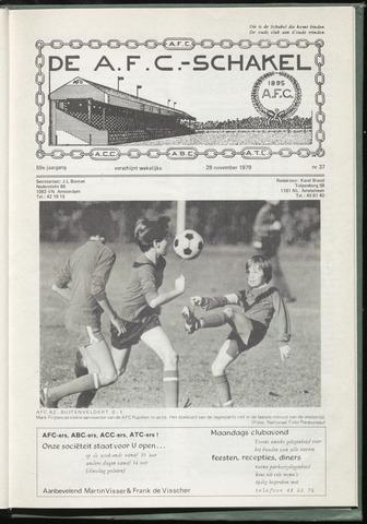 Schakels (clubbladen) 1979-11-28
