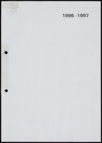 Jaarverslagen 1997-06-01