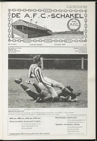 Schakels (clubbladen) 1979-10-10