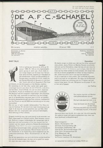 Schakels (clubbladen) 1980-01-23