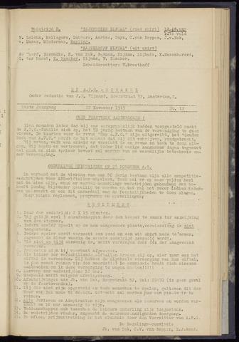 Schakels (clubbladen) 1945-11-22