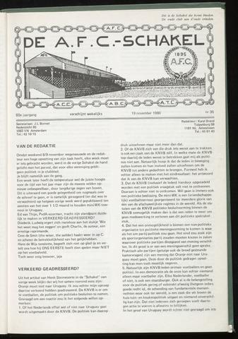 Schakels (clubbladen) 1980-11-19