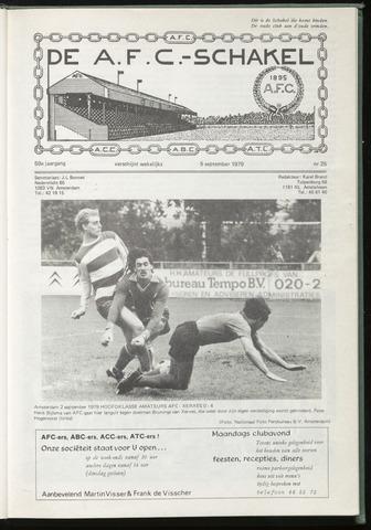 Schakels (clubbladen) 1979-09-05