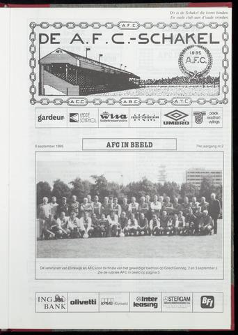 Schakels (clubbladen) 1995-09-06
