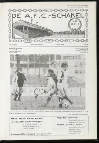 Schakels (clubbladen) 1979-05-02