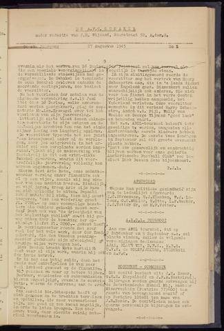 Schakels (clubbladen) 1945-08-27