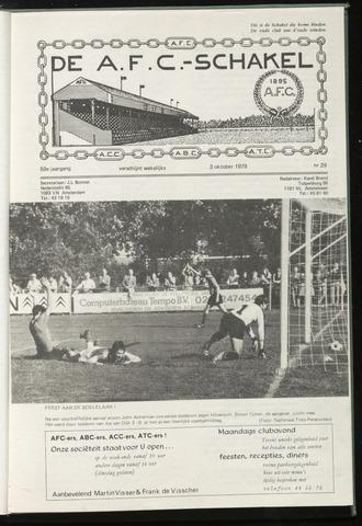 Schakels (clubbladen) 1979-10-03