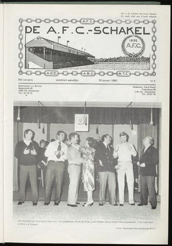Schakels (clubbladen) 1980-01-30