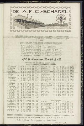 Schakels (clubbladen) 1939-03-23