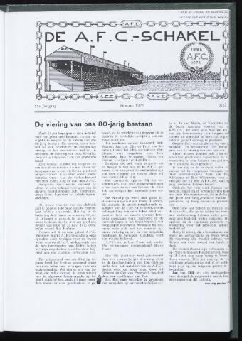 Schakels (clubbladen) 1975-02-01