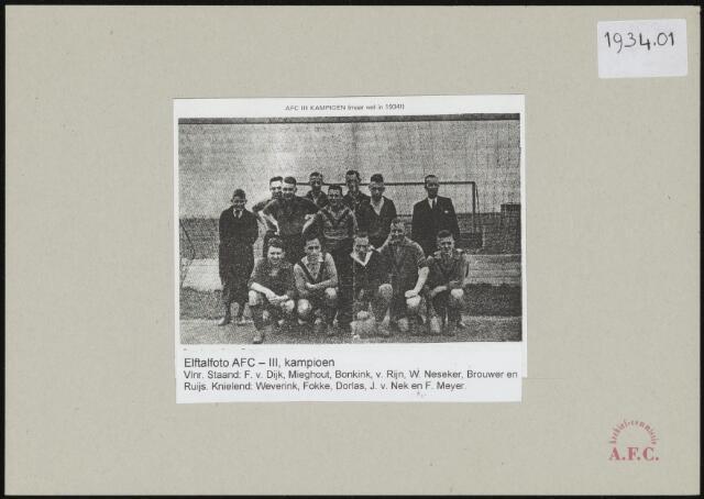 Foto's 1934