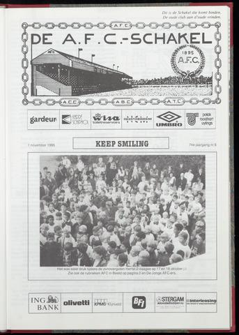 Schakels (clubbladen) 1995-11-01