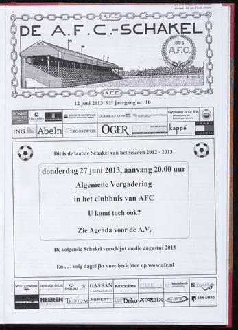Schakels (clubbladen) 2013-06-12