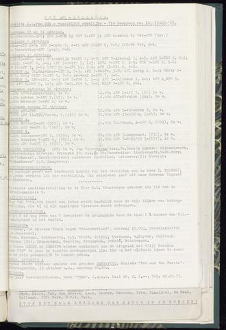 Bulletins (vnl. opstellingen) 1965-10-13