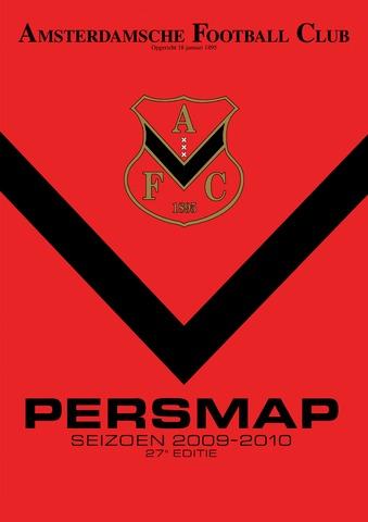 Persmappen 2009