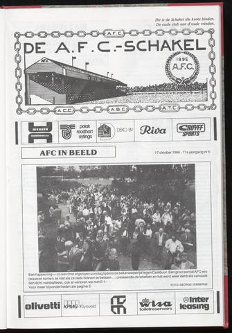 Schakels (clubbladen) 1990-10-17