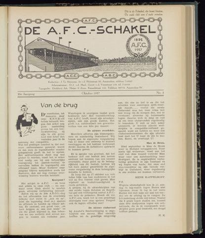 Schakels (clubbladen) 1957-10-01
