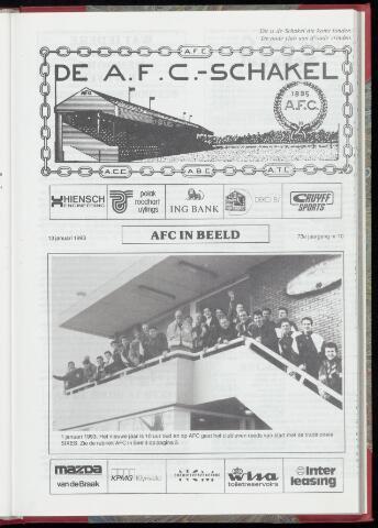 Schakels (clubbladen) 1993