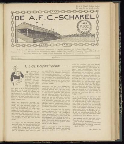 Schakels (clubbladen) 1953-04-01