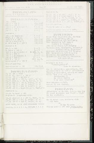 Bulletins (vnl. opstellingen) 1962-03-20