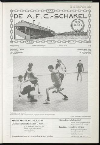 Schakels (clubbladen) 1979-01-17