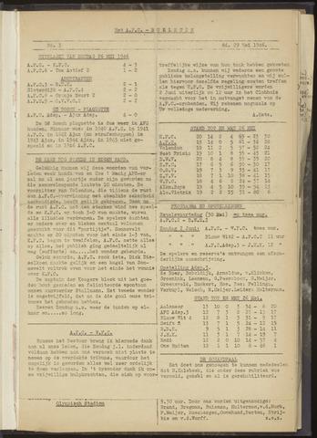 Bulletins (vnl. opstellingen) 1946-05-29