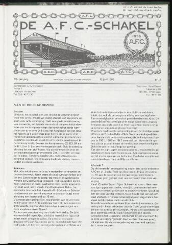 Schakels (clubbladen) 1985-06-12