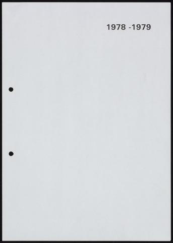 Jaarverslagen 1979-06-01