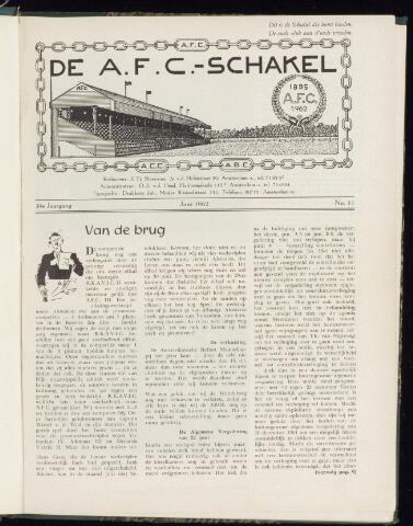 Schakels (clubbladen) 1962