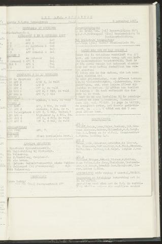 Bulletins (vnl. opstellingen) 1957-11-05