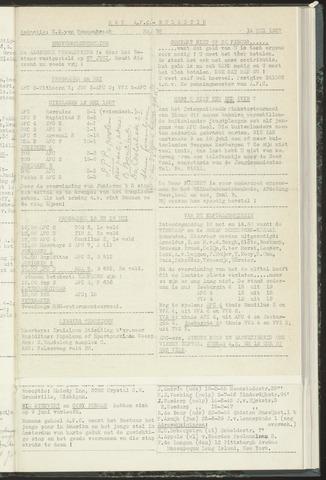 Bulletins (vnl. opstellingen) 1957-05-14