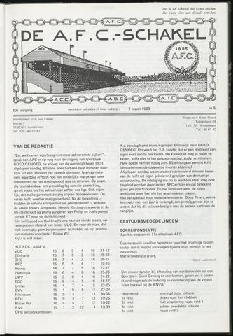 Schakels (clubbladen) 1983-03-02