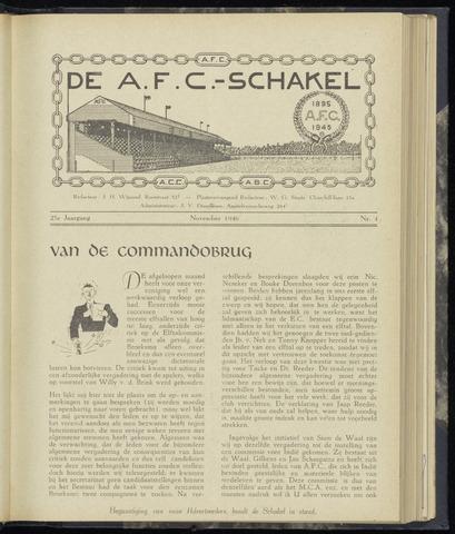 Schakels (clubbladen) 1946-11-01