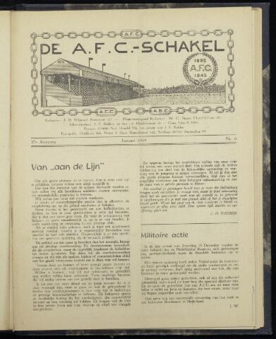 Schakels (clubbladen) 1949