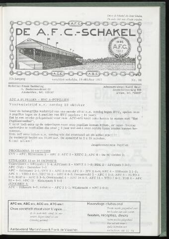 Schakels (clubbladen) 1977-10-19