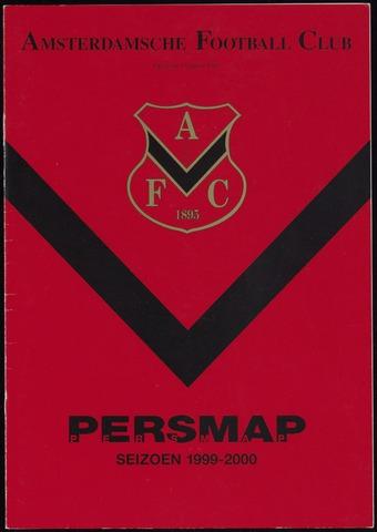Persmappen 1999