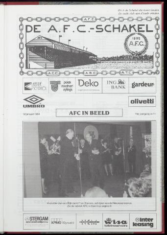 Schakels (clubbladen) 1994