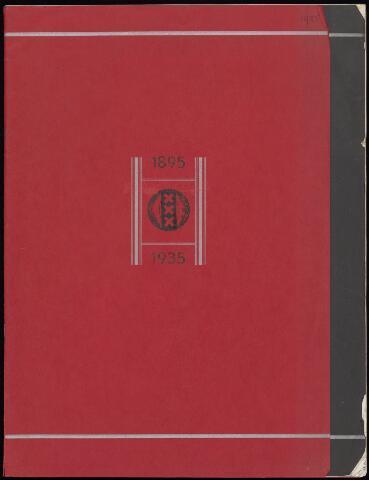 Jubileumboeken 1935