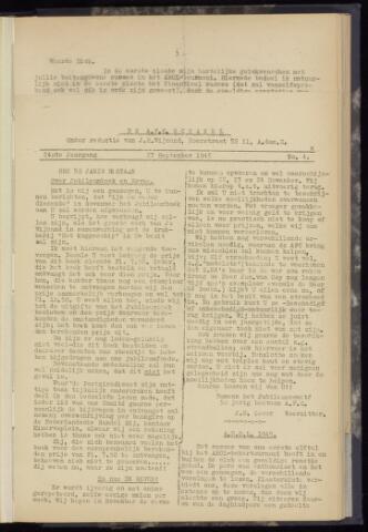 Schakels (clubbladen) 1945-09-27
