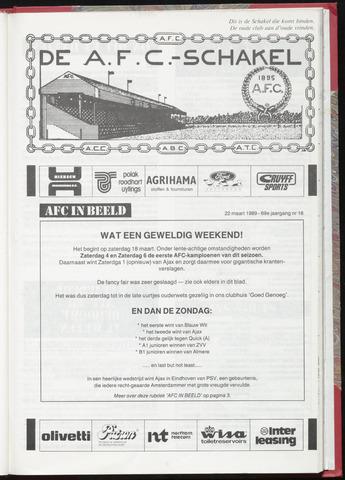 Schakels (clubbladen) 1989-03-22
