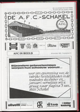 Schakels (clubbladen) 1990-11-28
