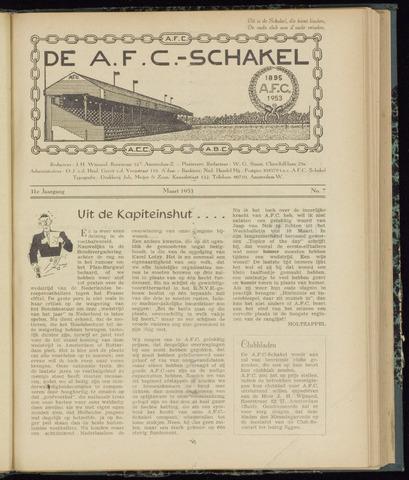 Schakels (clubbladen) 1953-03-01